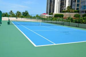 Solamar tennis courts