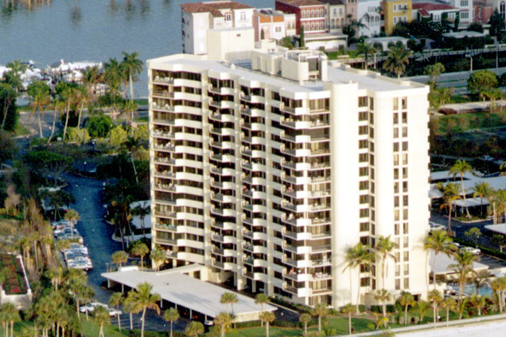 Gulfside Condominiums in Naples, FL