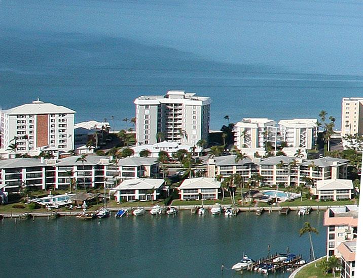 Gramercy waterfront community in Naples FL