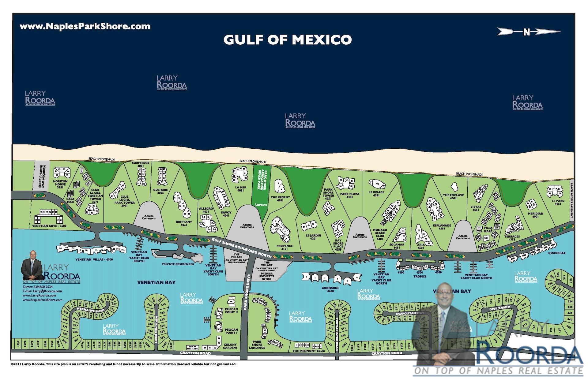 Park Shore Map_web test