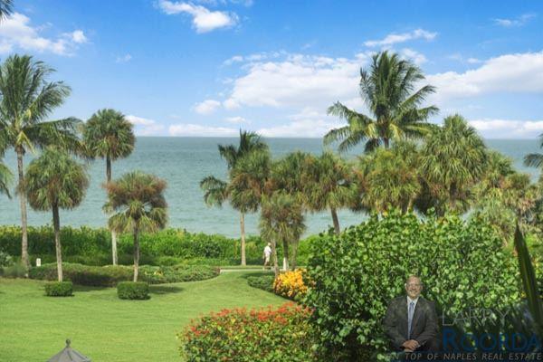 Naples Beachfront Condo for Sale at Brittany in Park Shore